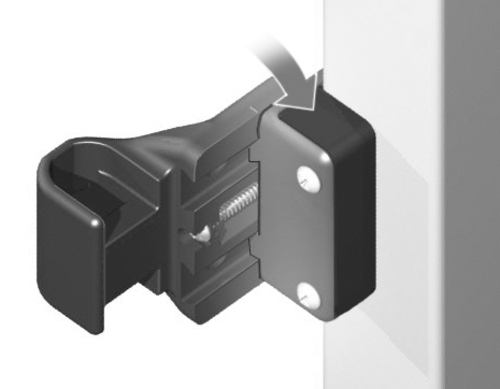 """2"""" Gap Spacer for MagnaLatch Series 2 and 3"""