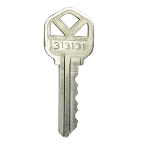 Duplicate Key for MagnaLatch Series 3, LokkLatch Magnetic Keyed Alike Models and all KSA Models