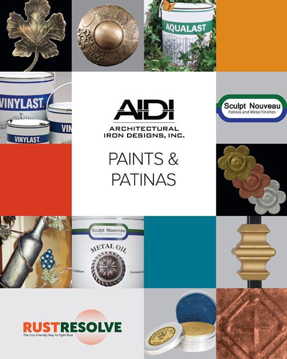 Paints & Patinas