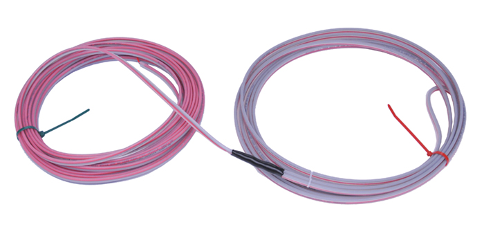 6x12 Preformed Saw-Cut Free Exit Loop, 36FT Loop, 100FT Lead Wire