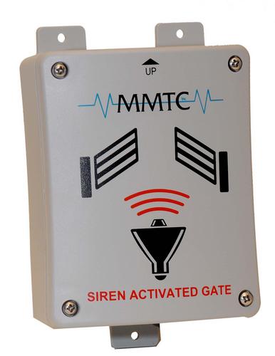 Siren Activated Gate Sensor