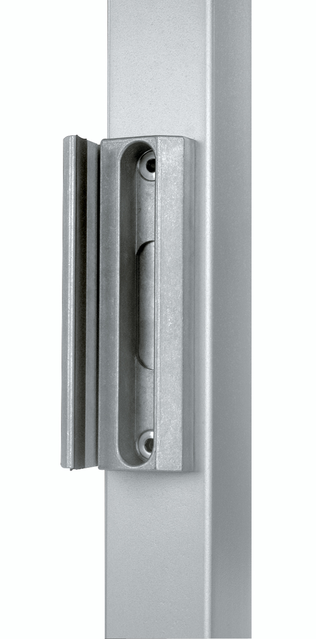 Standard Keep for Square Posts, Aluminum