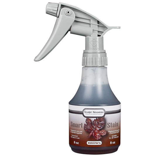 8 oz. Brown Smart Stain