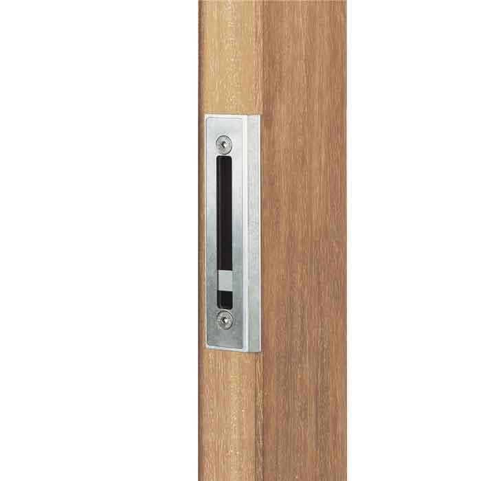 Hybrid Keeper For Wood Gates