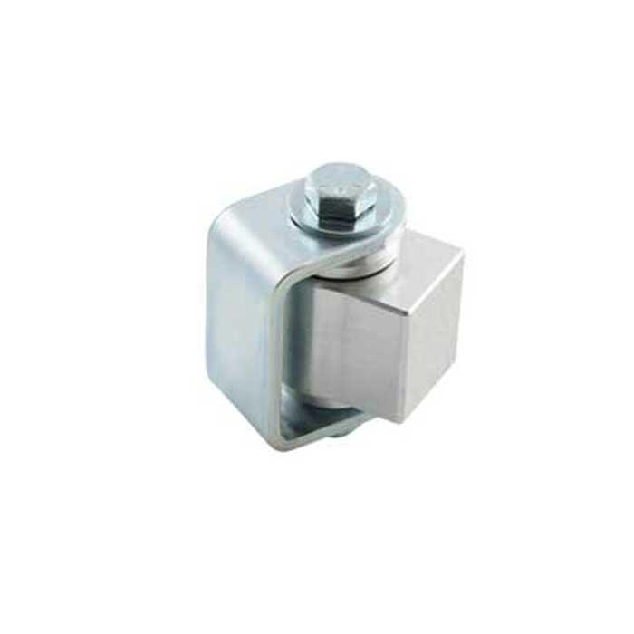 SHUT IT Combo Steel/Aluminum Roller Bearing Hinge