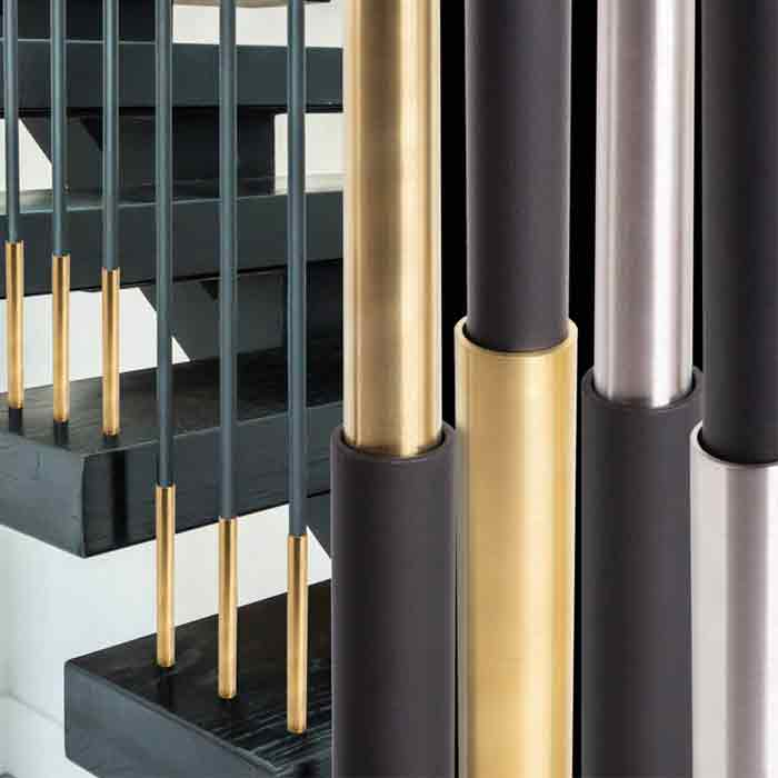 SOHO Balustrade Collection from House of Forgings