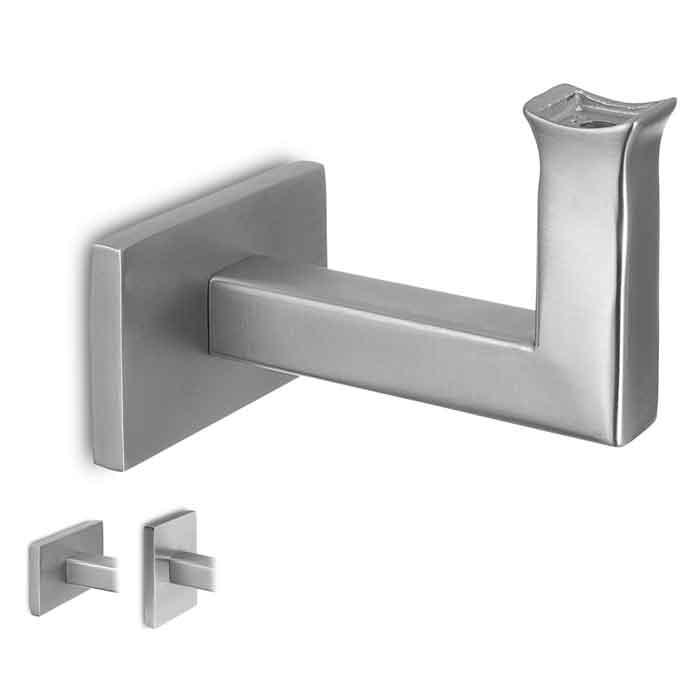 Square Line® Handrail Bracket for Round Tube
