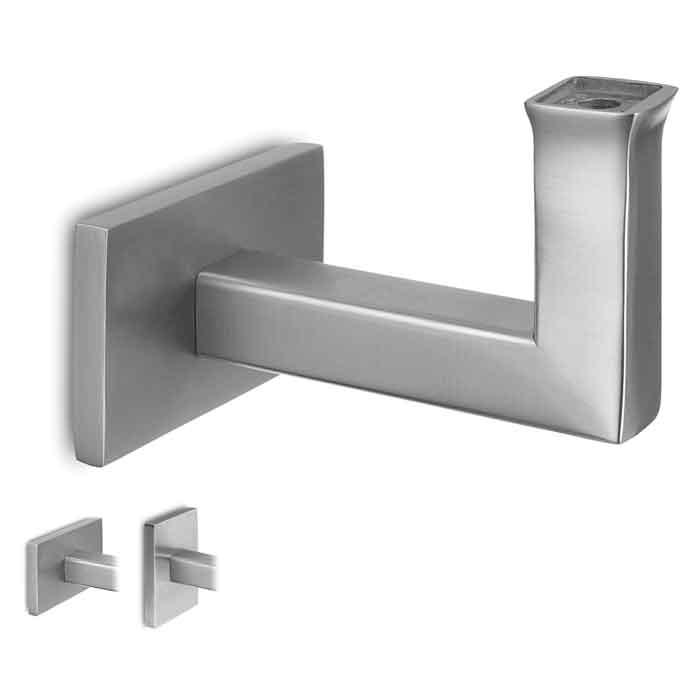 Square Line® Handrail Bracket for Square Tube