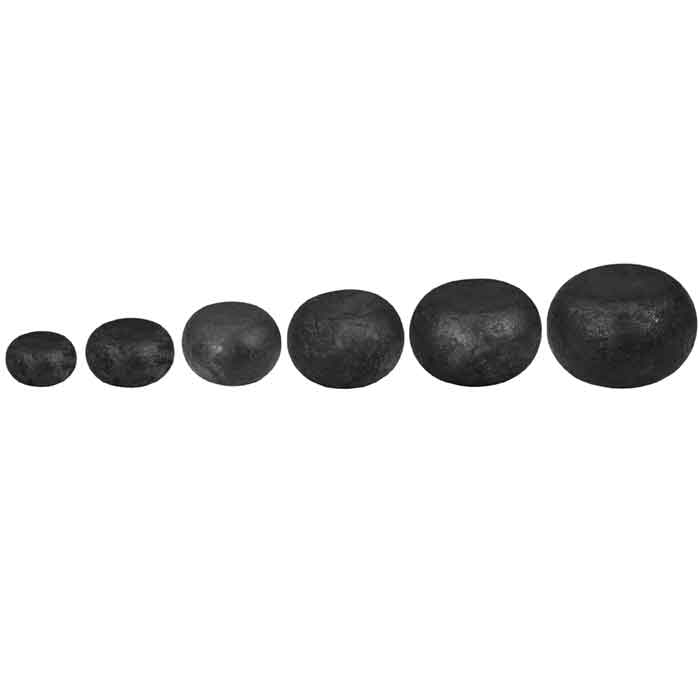 Forged Steel Squashed Balls