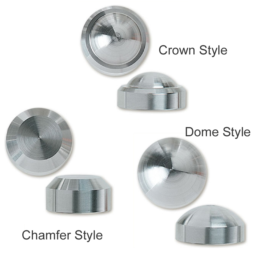 Stainless End Caps