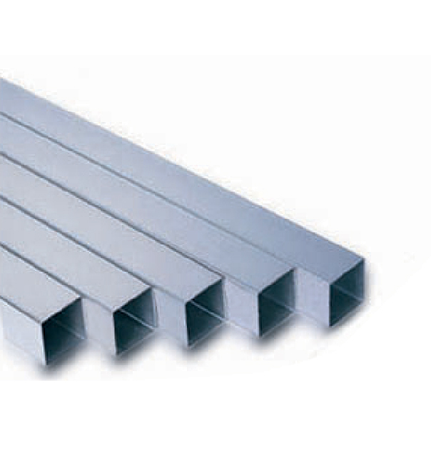 """Stainless Steel Square Tubing, 1-9/16"""" sq."""
