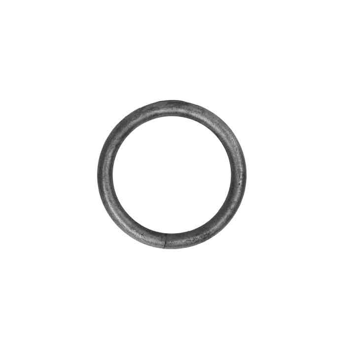 """1/2"""" dia. Steel Tube 3-1/2""""  Ring"""