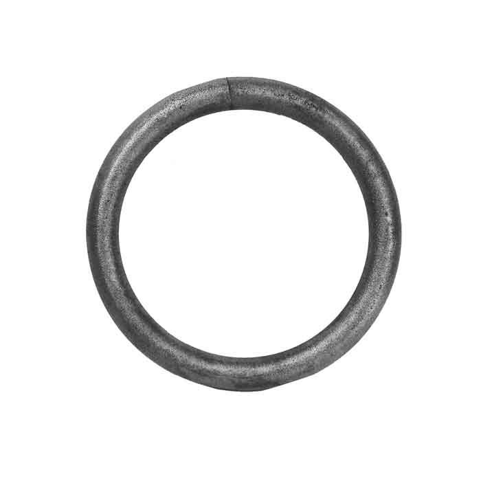 """1/2"""" dia. Steel Tube 4-1/2""""  Ring"""