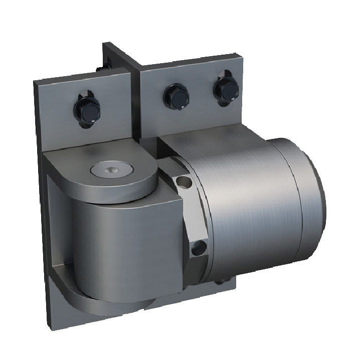 ReadyFit-RF SM W-Non-Self Closing External Mount Hinge, Weld-on