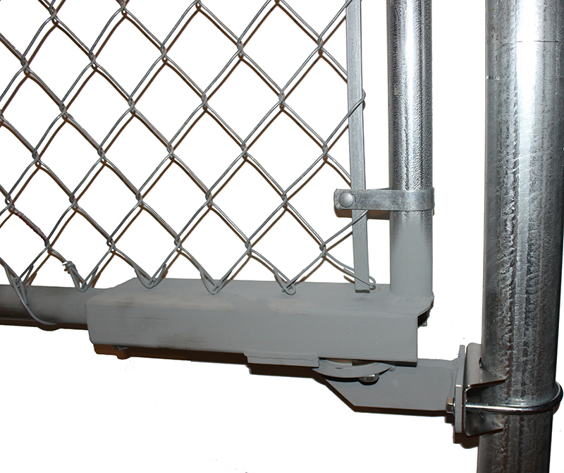 Chainlink Mounting Kit Compatibile with TB950 Gate Hinge and Closer