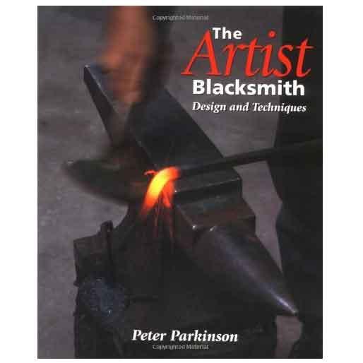 Book, The Artist Blacksmith: Design and Techniques