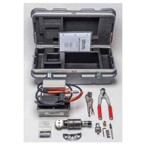 """Swager Rental Kit for Ultra-Tec Cable sizes 1/8"""" and 3/16"""".  KIT RENTAL IS PER WEEK"""