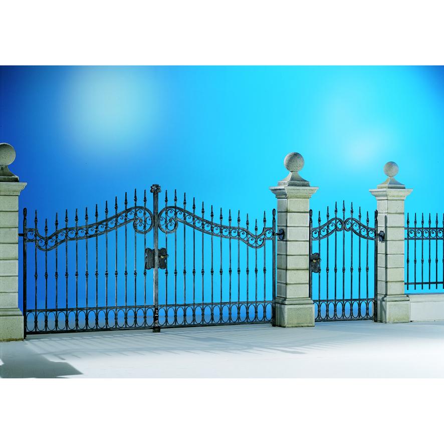 Verona Estate and Pedestrian Gate