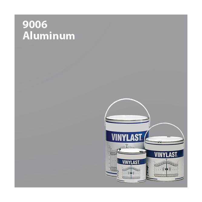 Vinylast Aluminum Paint for Metals