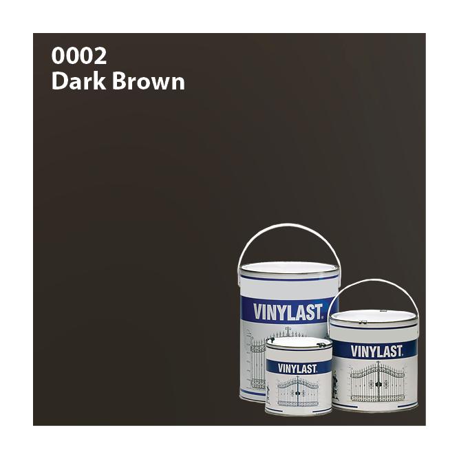 Vinylast Dark Brown Paint