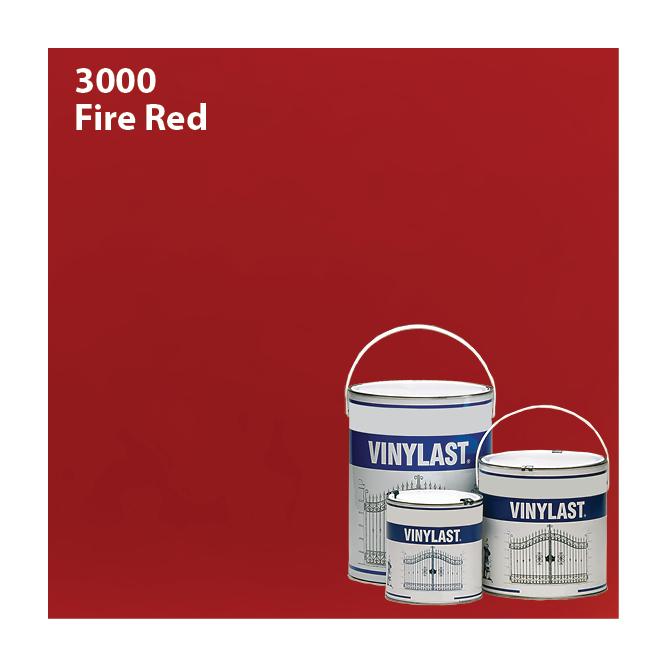 Vinylast Fire Red Paint