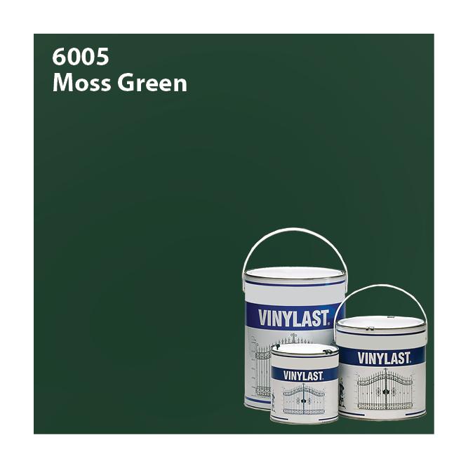 Vinylast Moss Green Paint