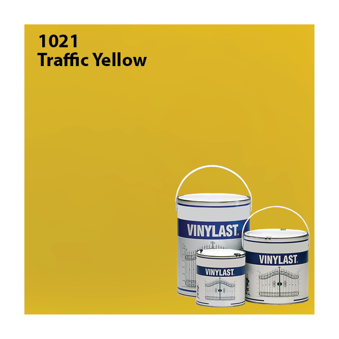 Vinylast Traffic Yellow Paint