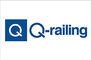 Q-Railing offers state-of-the-art glass railing systems, glass clips, and stainless steel railing hardware