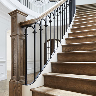 Incorporating Timeless Cast Iron Posts into Your Railing or Fence Design
