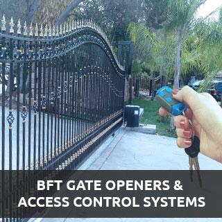 bft gate hardware