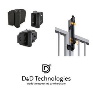 d&d gate hardware