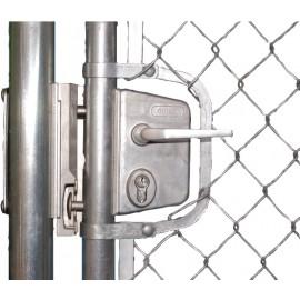 Chain link lock kit