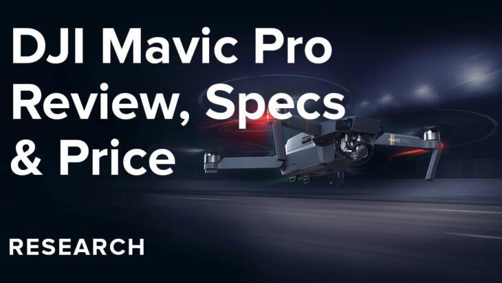 DJI Mavic Pro Review, Specs & Price Banner Image