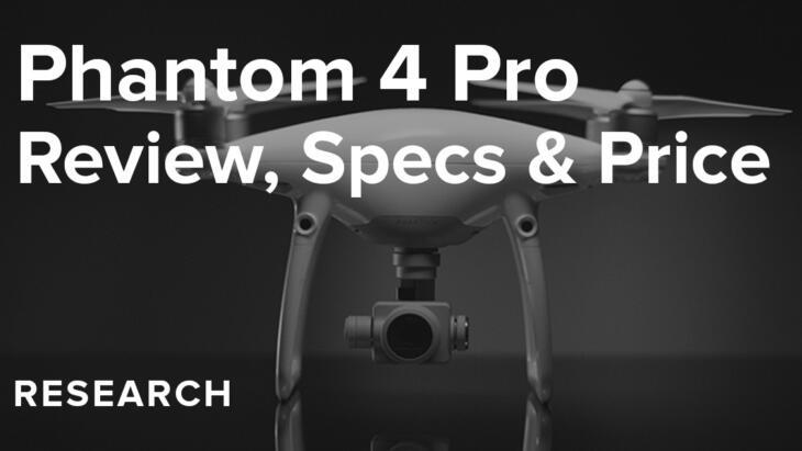 Phantom 4 Pro Review, Specs & Price Banner Image