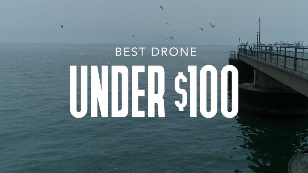 Best Drone Under $100 Banner Image
