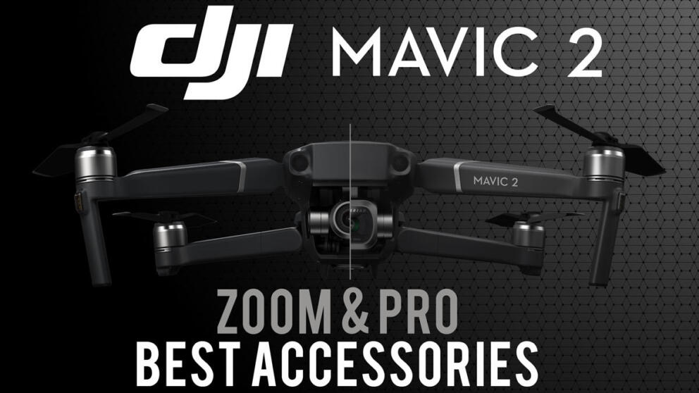 10 Best Mavic 2 Pro/Zoom Accessories [Updated!] Banner Image