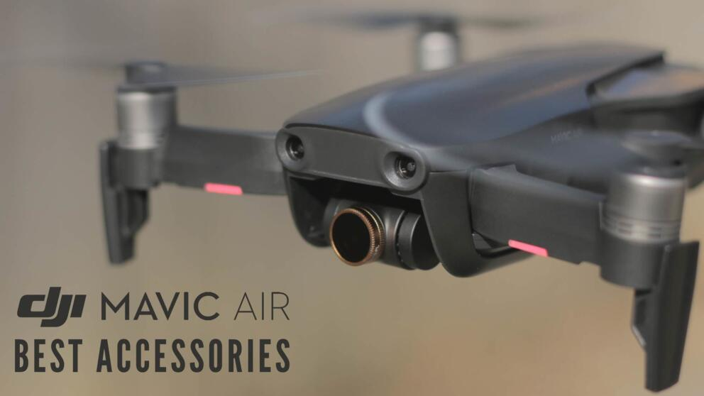 10 Best Mavic Air Accessories Banner Image