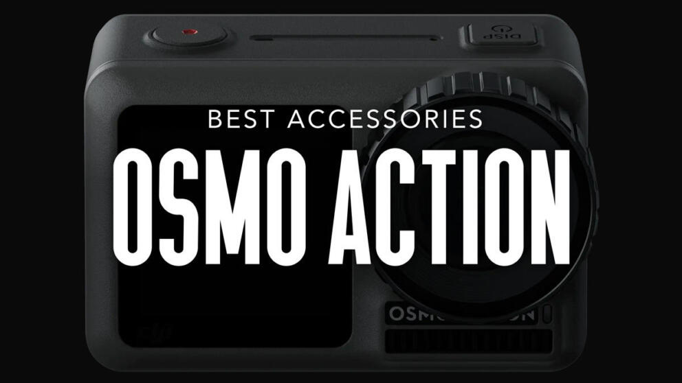Best Osmo Action Accessories Banner Image