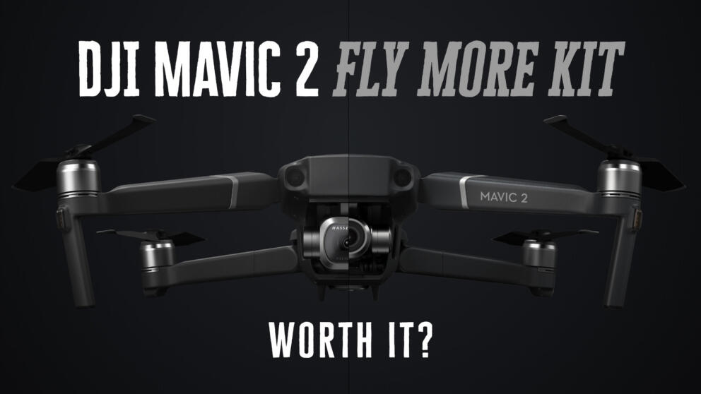DJI Mavic 2 Pro/Zoom Fly More Combo | Worth it? Banner Image