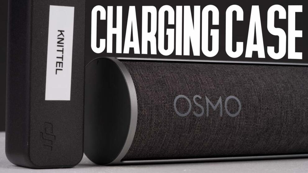 Osmo Pocket Charging Case Review: Pros, Cons & What You Should Know Before Buying. Banner Image