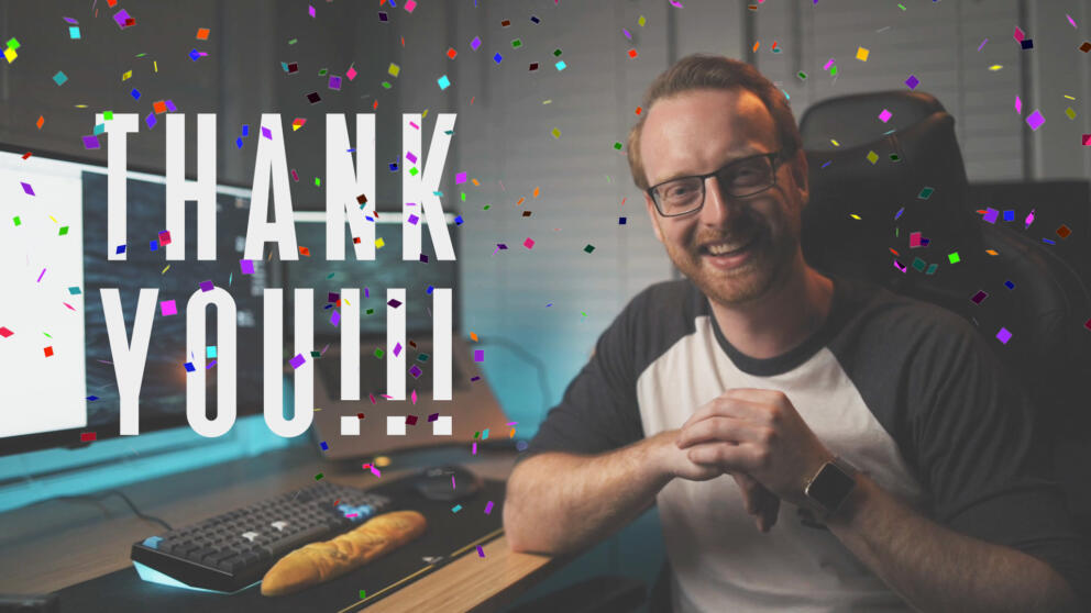 1000 YouTube Subscribers! Thank you everyone! Banner Image