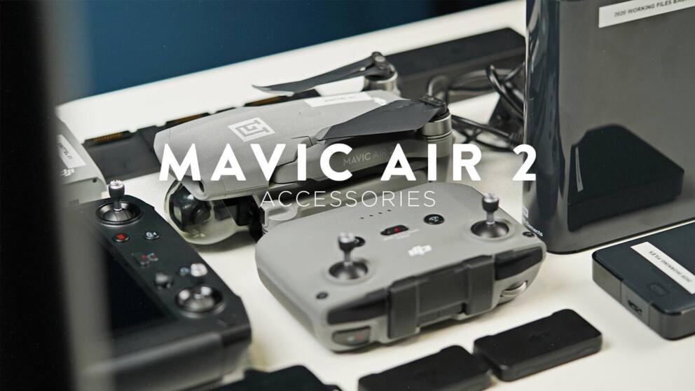 Top 10 Best Mavic Air 2 Accessories for Better Shots & Flights Banner Image
