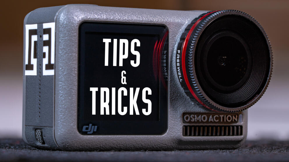 Top 10 Osmo Action Tips and Tricks | Shoot Better Photos & Videos Banner Image