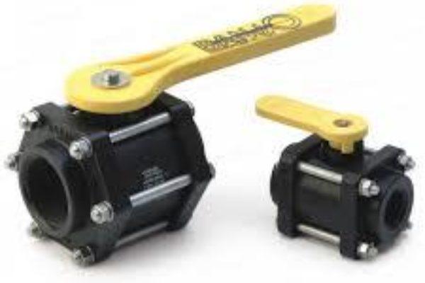 Banjo valves