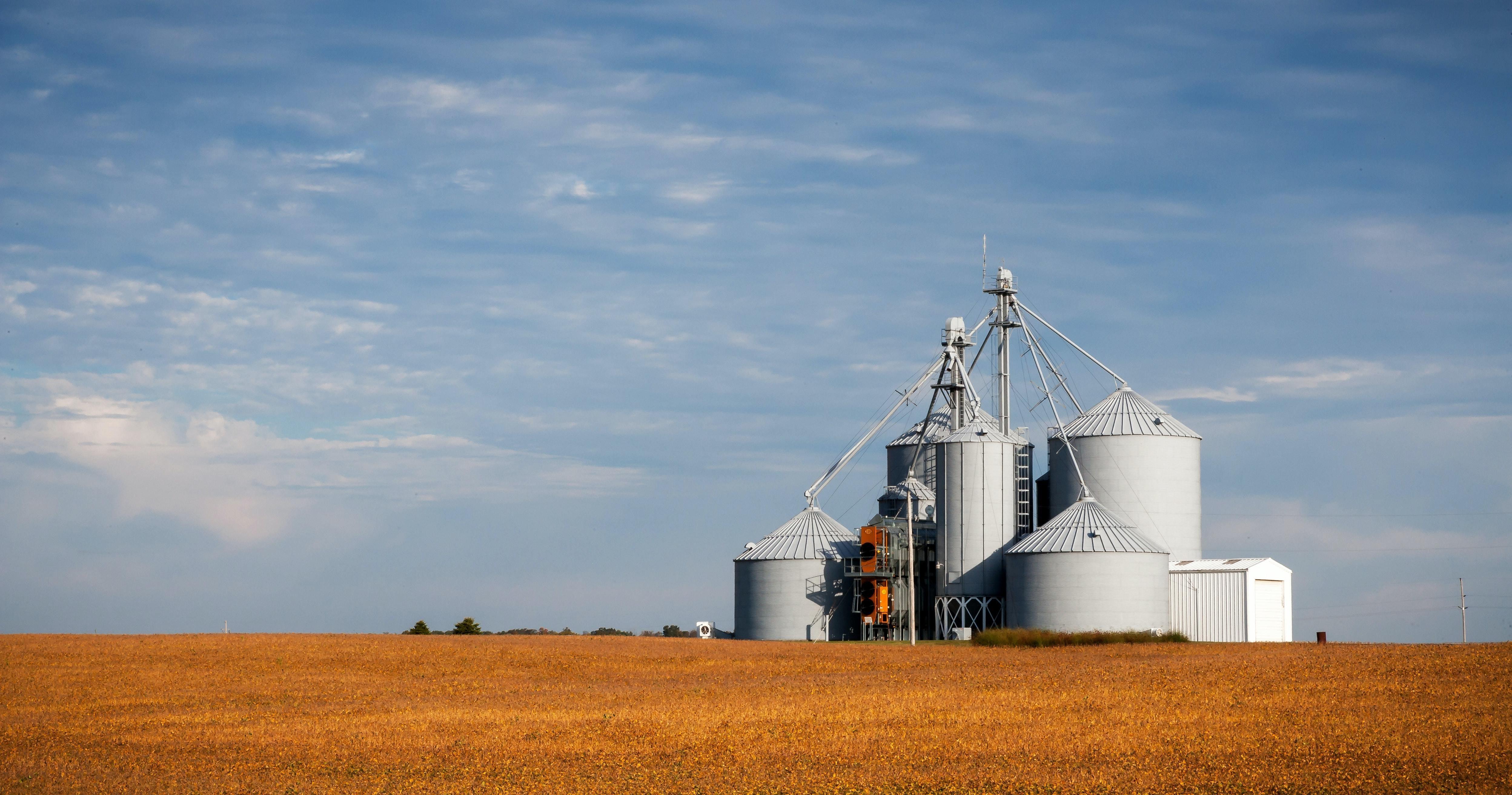 Tanks farm