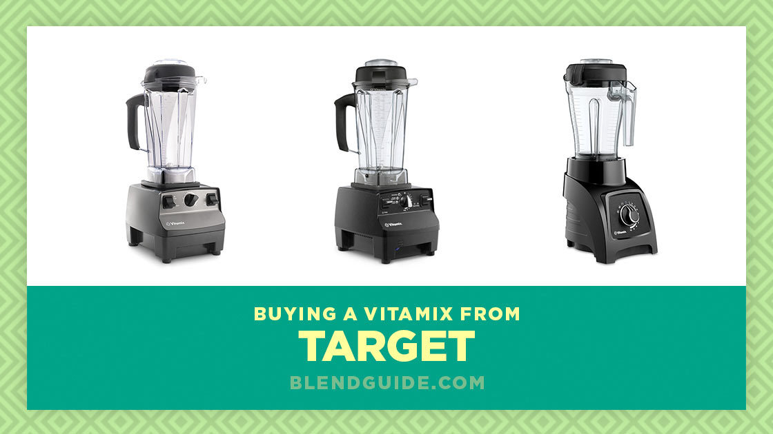 Buying A Vitamix At Target
