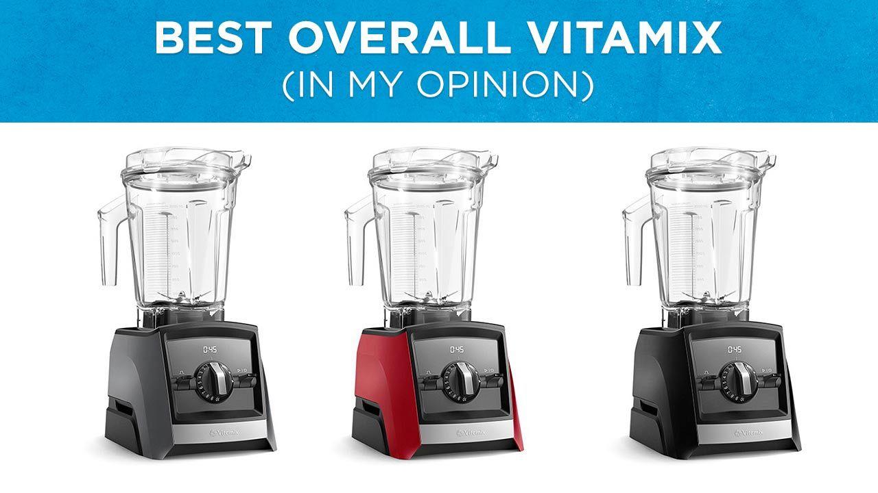 Best Overall Vitamix