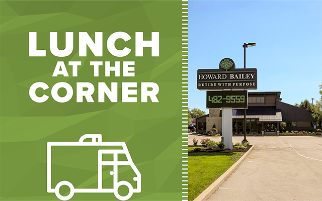 Lunch at the corner event image