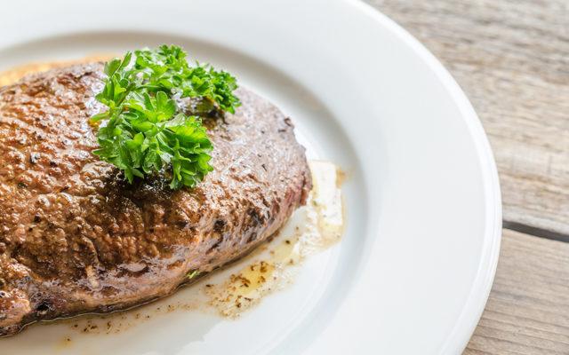 Steak seminar ruths chris event