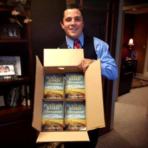 Casey weade purpose based retirement book history